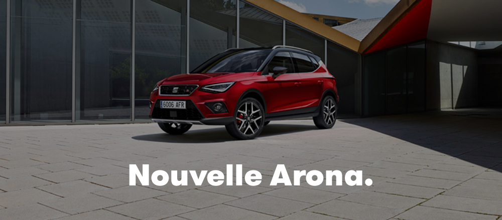 La Nouvelle SEAT Arona