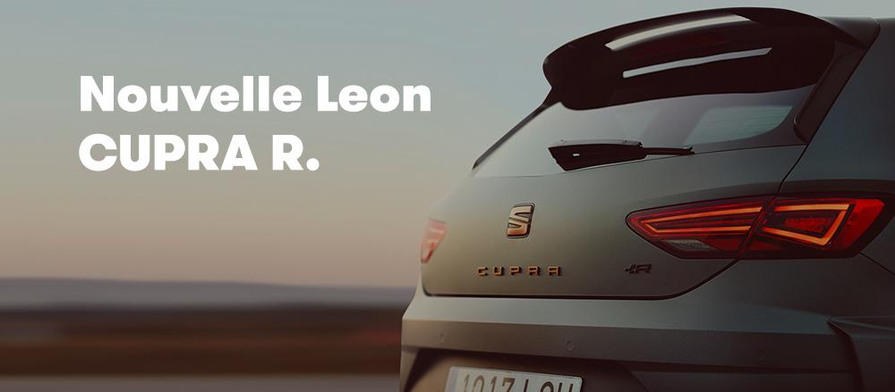 La Nouvelle Leon CUPRA R